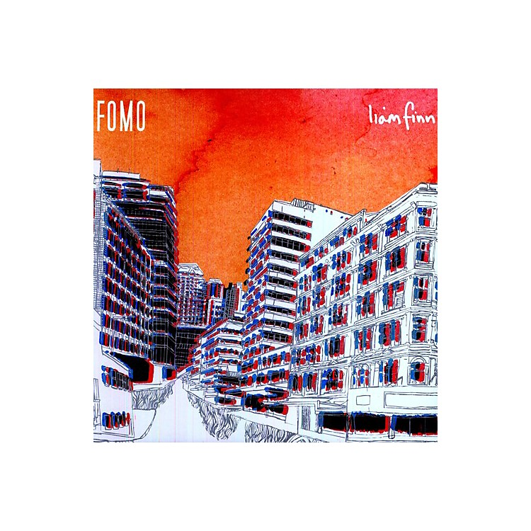 Alliance Liam Finn - Fomo