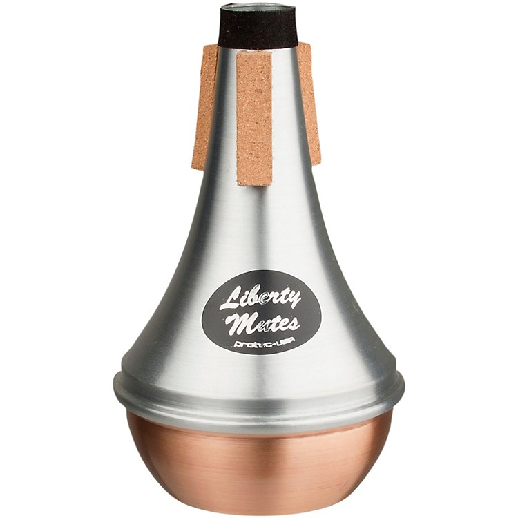 ProtecLiberty Trumpet Straight Aluminum Mute With Copper End