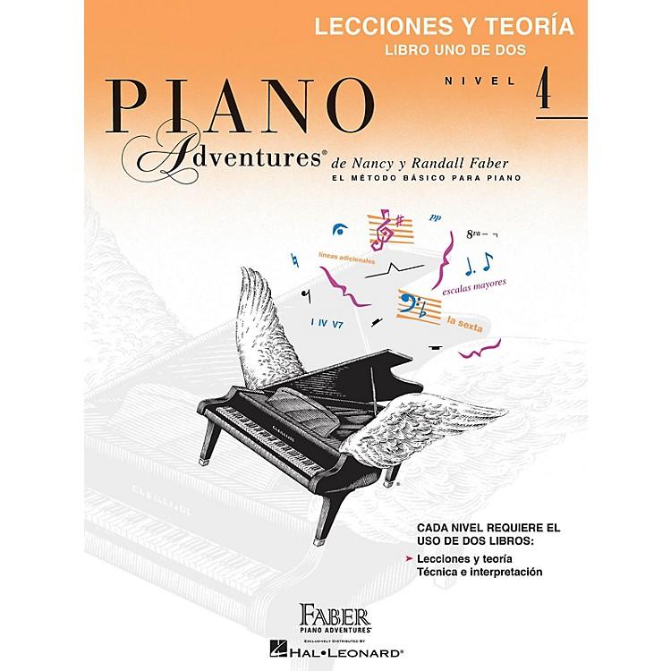 Faber Piano AdventuresLibro de lecciones y teoría, Nivel 4 Faber Piano Adventures® Series Softcover Written by Randall Faber