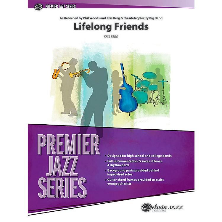 BELWINLifelong Friends Jazz Ensemble Grade 4 (Medium Advanced / Difficult)