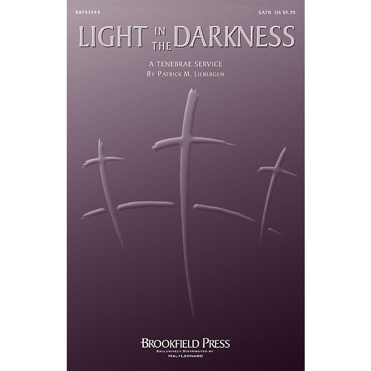 BrookfieldLight in the Darkness CHOIRTRAX CD