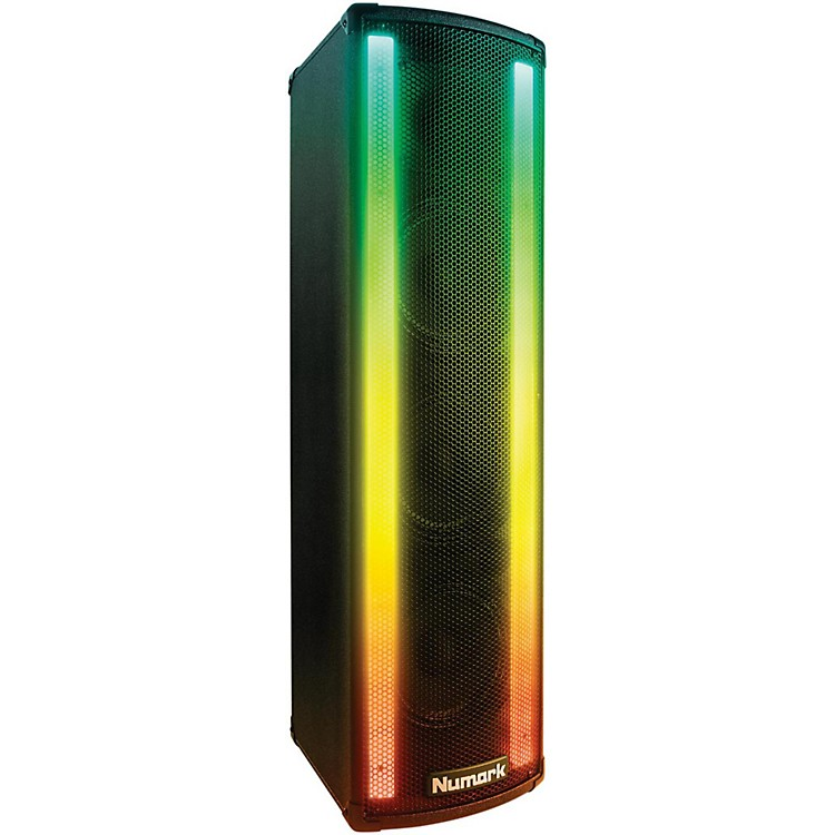 Numark LightWave Powered PA Speaker