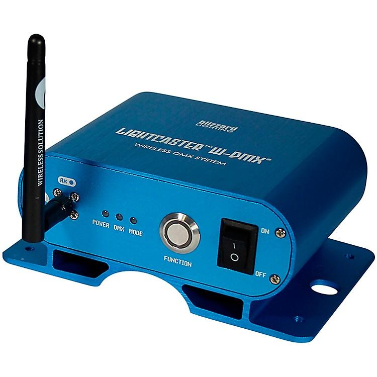 BlizzardLightcaster W-DMX Receiver 2.4GHz Wireless DMX with FHSS