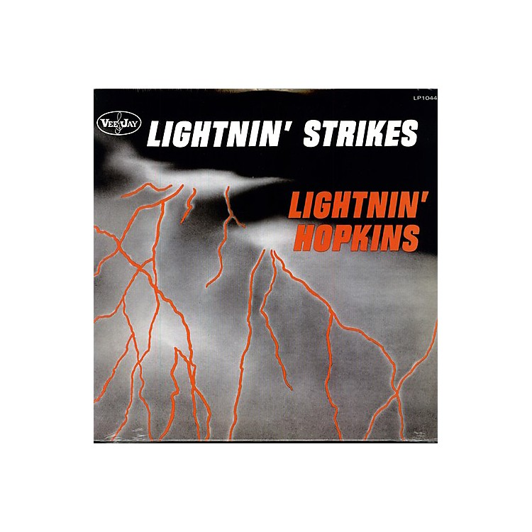 Alliance Lightnin' Hopkins - Lightnin Strikes