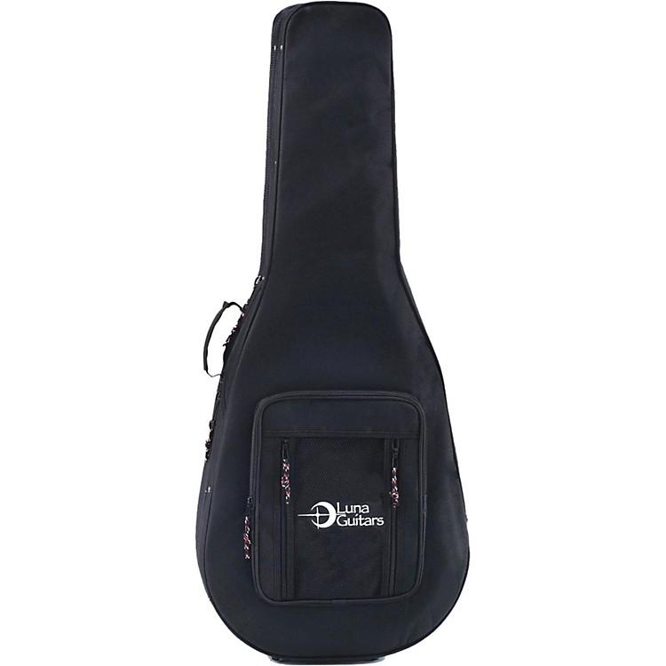 Luna GuitarsLightweight Case for Folk and Parlor Size Guitars