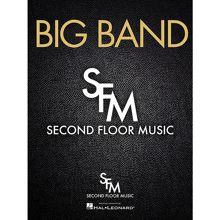 Second Floor MusicLike It Was Before (Big Band) Jazz Band Arranged by Robert Watson