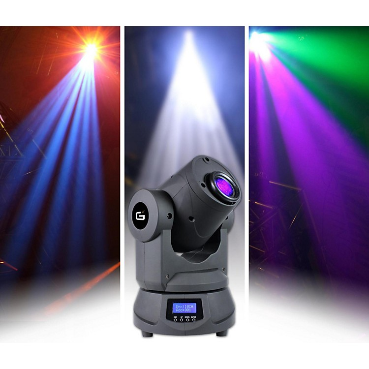 Blizzard Lil G Moving Head DMX LED Beam Light