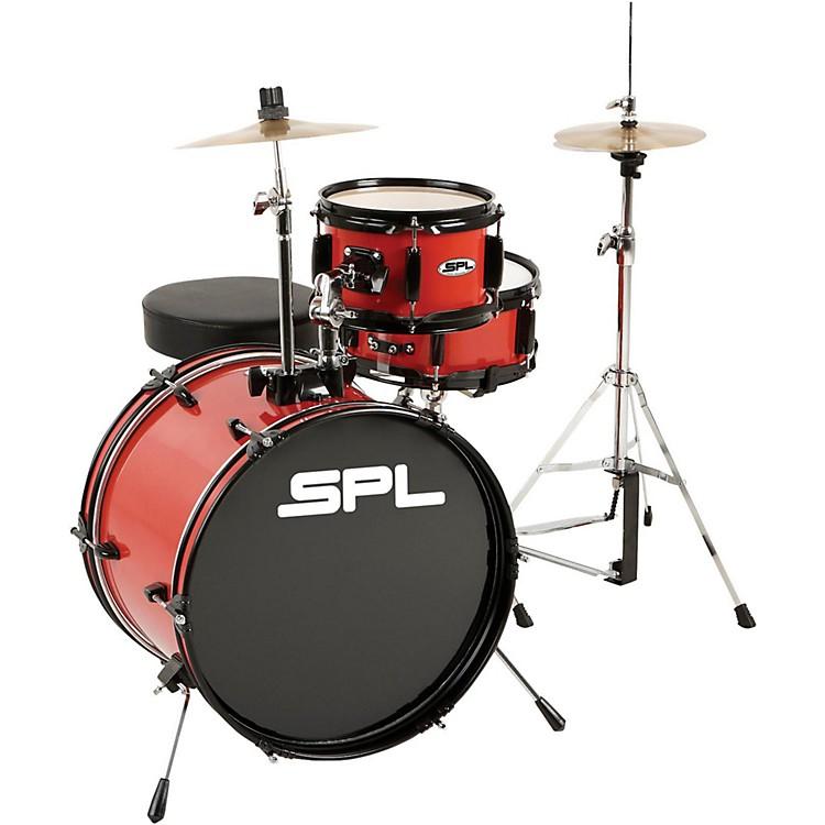 Sound Percussion LabsLil Kicker - 3-Piece Jr. Drum SetRed