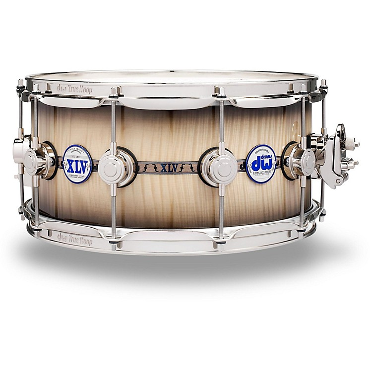 DWLimited Edition 45th Anniversary Snare Drum with Bag14 x 6.5 in.