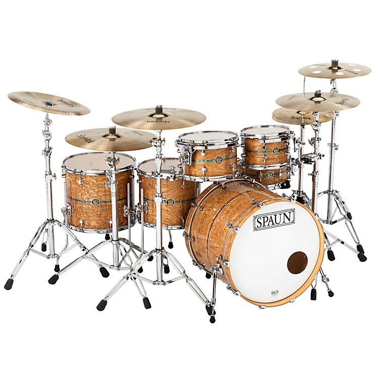 Spaun Limited Edition 5-Piece Tamo Ash Shell Pack