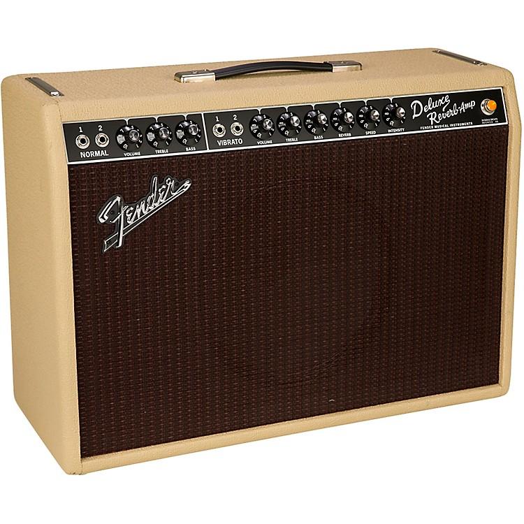 FenderLimited-Edition '65 Deluxe Reverb 22W Tube Guitar Combo AmpTan