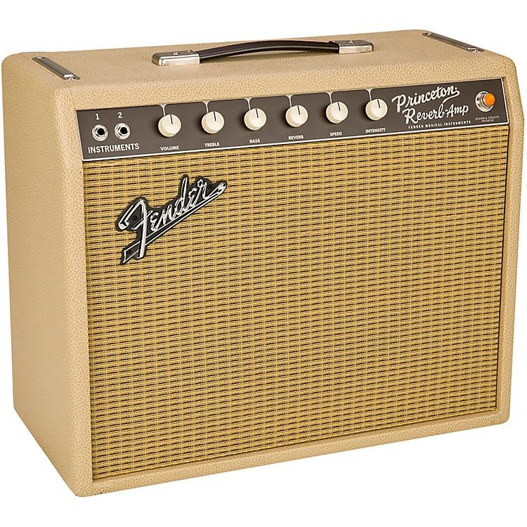 FenderLimited-Edition '65 Princeton Reverb 12W 1x10 Tube Guitar Combo AmpTan