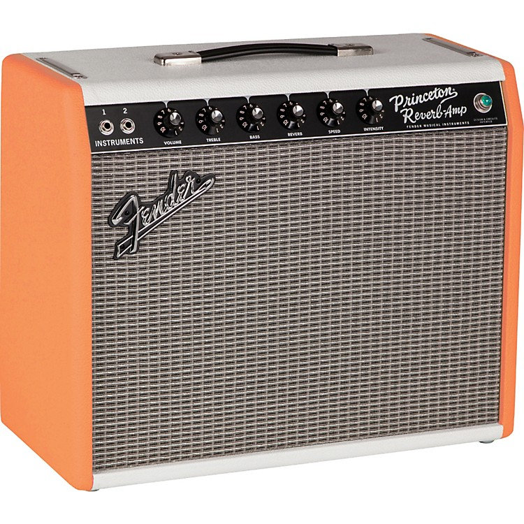 Fender Limited Edition '65 Princeton Reverb Tube Guitar Combo Amp
