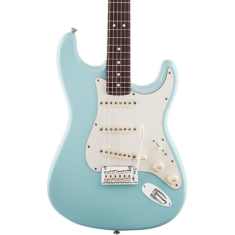 Fender Limited Edition American Professional Stratocaster with Rosewood Neck Daphne Blue