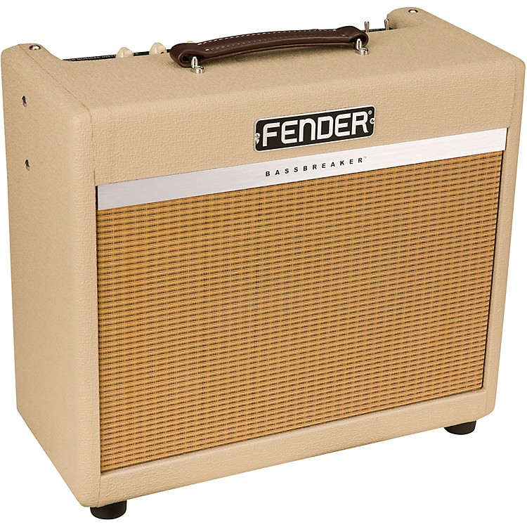 Fender Limited Edition Bassbreaker 15 15W Tube Combo Amplifier Blonde