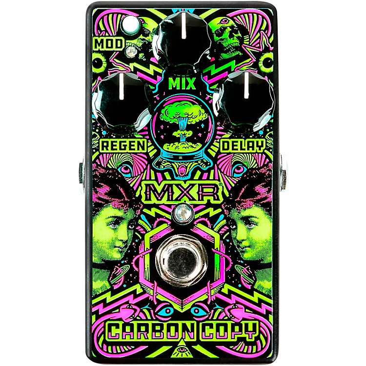 MXRLimited-Edition Carbon Copy ILOVEDUST Delay Effects Pedal