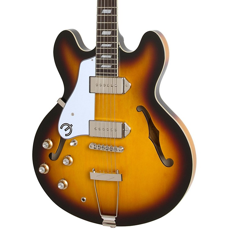 EpiphoneLimited Edition Casino Left Handed Hollowbody Electric Guitar