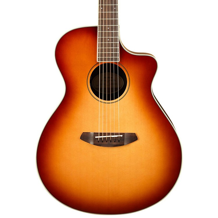 BreedloveLimited Edition Concert Acoustic-Electric GuitarGloss Sunburst
