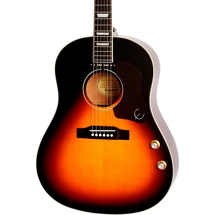 Epiphone Limited Edition EJ-160E Acoustic-Electric Guitar Natural
