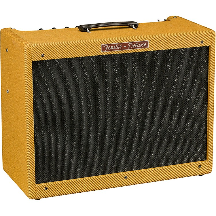 FenderLimited-Edition Hot Rod Deluxe IV 40W 1x12 Tube Combo AmpLacquered Tweed