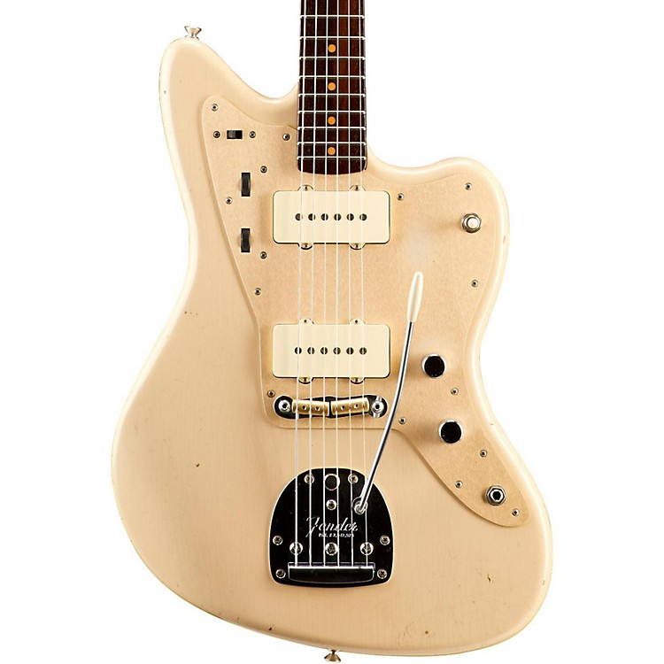 Fender Custom ShopLimited Edition Journeyman Relic Jazzmaster  - Desert Sand