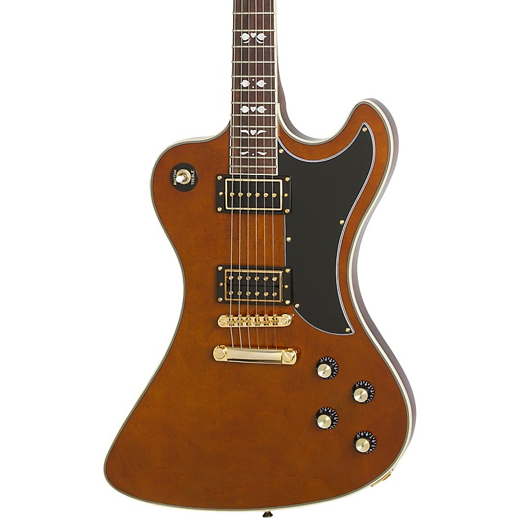 Epiphone Limited Edition Lee Malia RD Custom Artisan Electric Guitar Outfit Walnut