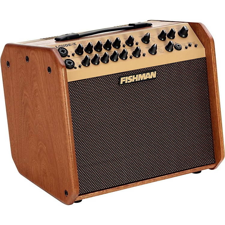 Fishman Limited Edition Mahogany Loudbox Artist 120W 1x8 Acoustic Guitar Combo Amplifier