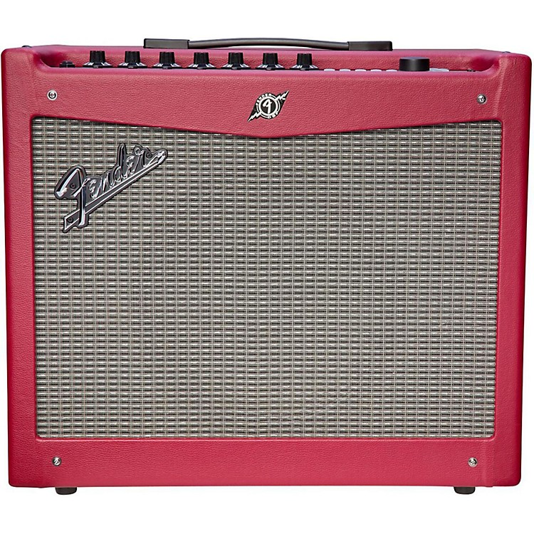 fender limited edition mustang iii 100w 1x12 guitar amp wine red music123. Black Bedroom Furniture Sets. Home Design Ideas