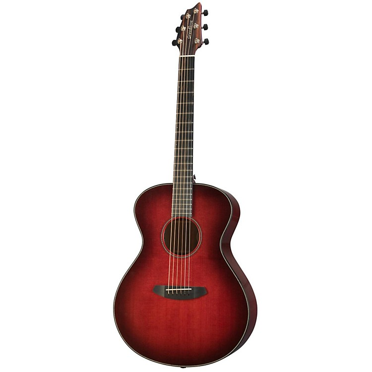 Breedlove Limited Edition Oregon Concert Manzanita Acoustic-Electric Guitar Manzanita Burst