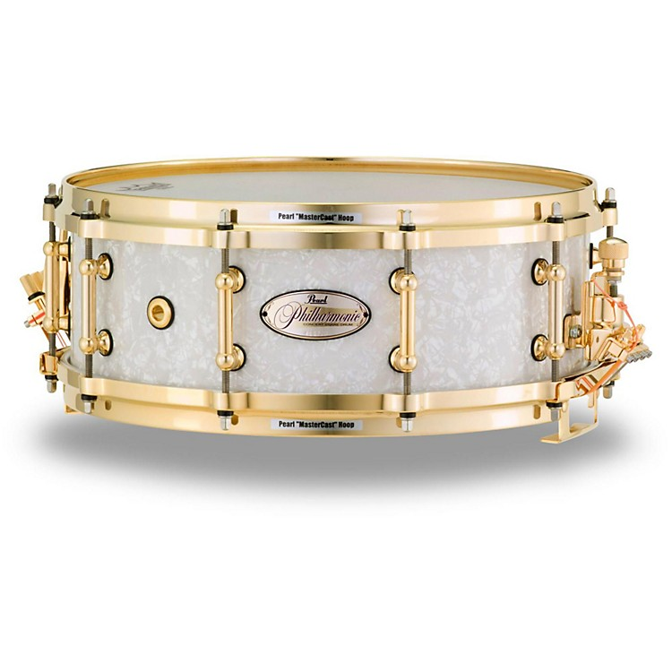 PearlLimited Edition Philharmonic 6-ply Maple Snare Drum14 x 5 in.Vintage Marine Pearl