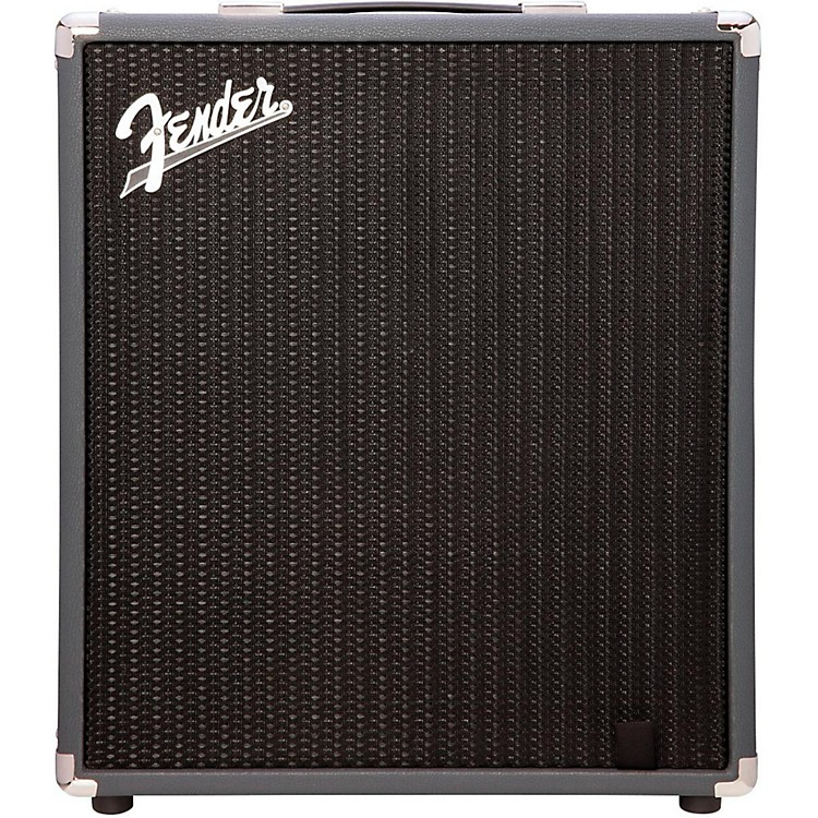 Fender Limited Edition RUMBLE 100 100W 1x12 Bass Combo Amp Stealth Gray