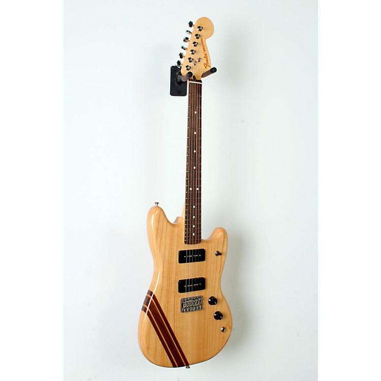 FenderLimited Edition Shortboard Mustang Electric GuitarNatural888365819273