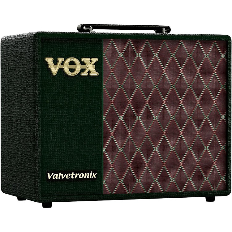 Vox Limited Edition Valvetronix VT20X BRG 20W 1x8 Guitar Modeling Combo Amp British Racing Green