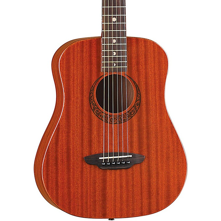 Luna Guitars Limited Safari Muse Mahogany 3/4 Size Acoustic Guitar Natural