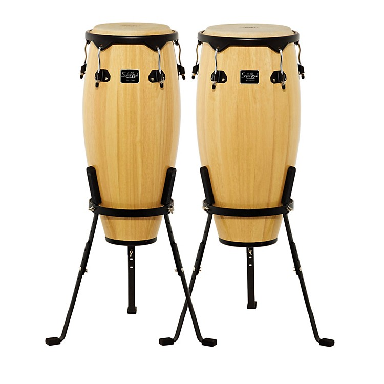 Schalloch Linea 100 Series 2-Piece Conga Set Natural