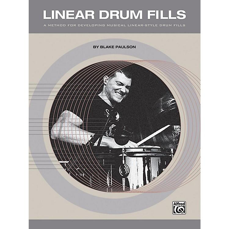 AlfredLinear Drum Fills Book