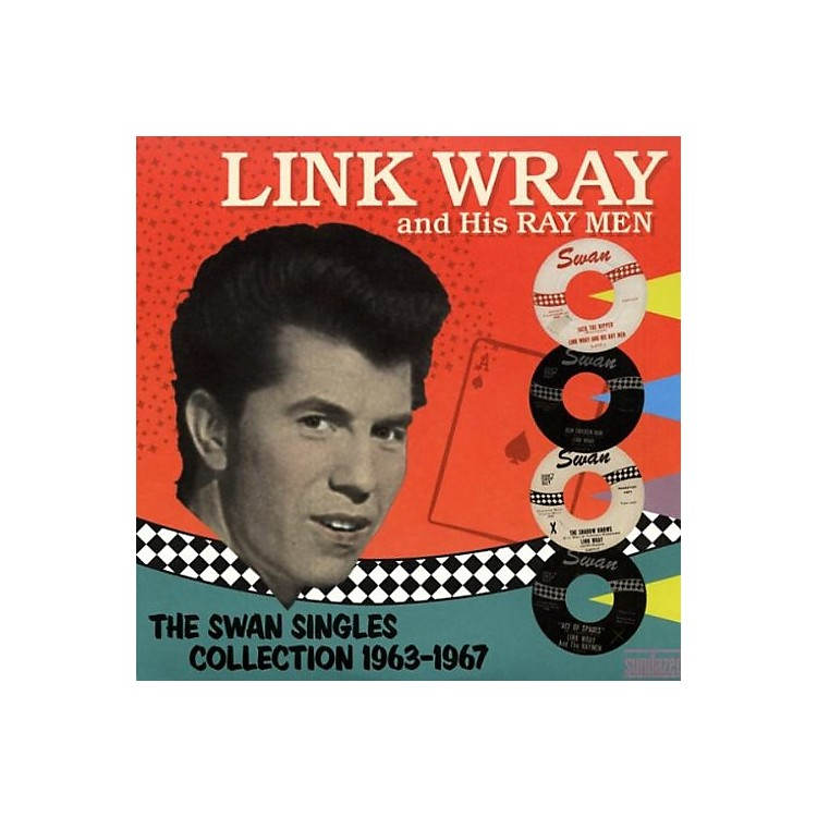 AllianceLink Wray - The Swan Singles Collection 1963-1967