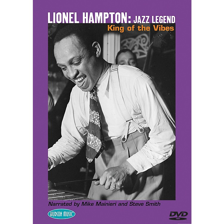 Hudson MusicLionel Hampton: Jazz Legend (DVD)