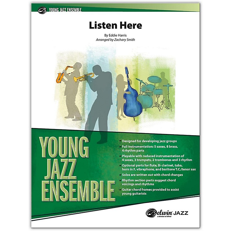 BELWINListen Here Conductor Score 2 (Medium Easy)