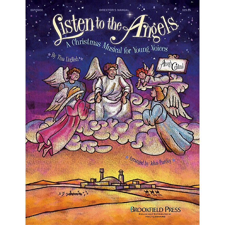 Brookfield Listen to the Angels CD 10-PAK