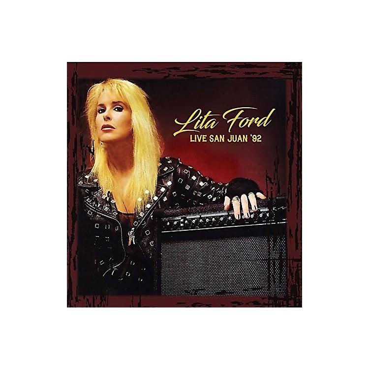 AllianceLita Ford - Live In San Juan 92 (Yellow Vinyl)