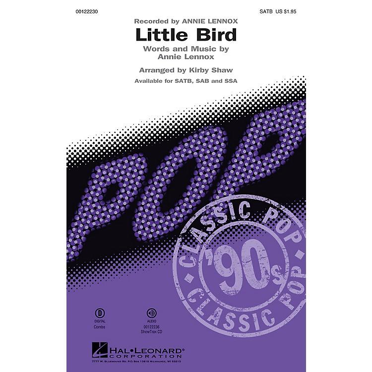 Hal LeonardLittle Bird SAB by Annie Lennox Arranged by Kirby Shaw