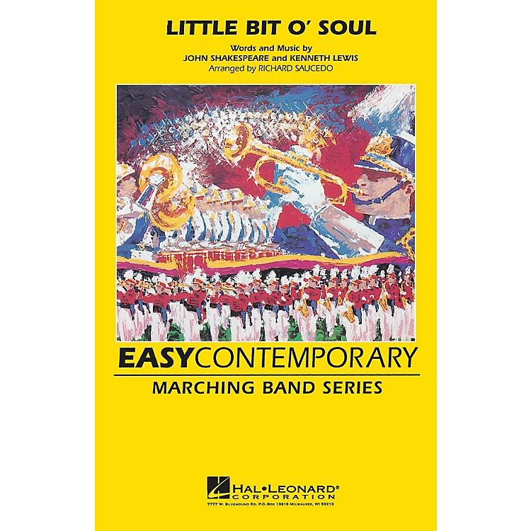 Hal LeonardLittle Bit O' Soul Marching Band Level 2-3 Arranged by Richard Saucedo