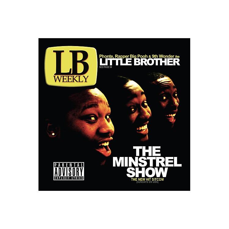 AllianceLittle Brother - The Minstrel Show