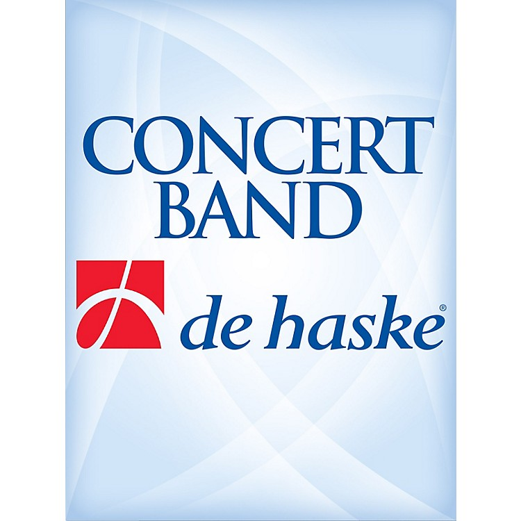 De Haske Music Little Europe (Score and Parts) Concert Band Level 2 Composed by Johan Nijs