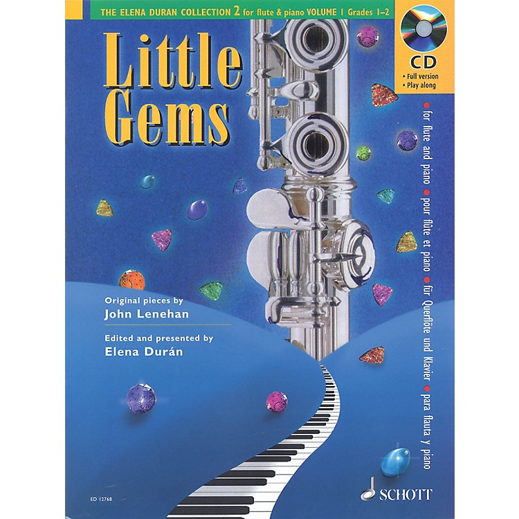 Schott Little Gems (The Elena Durán Collection 2, Volume 1) Misc Series