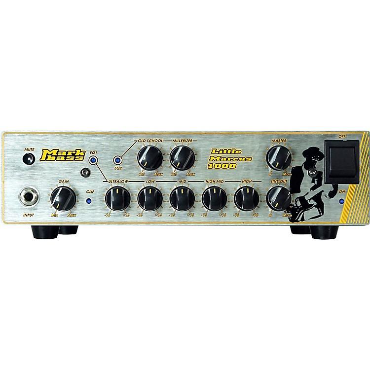 MarkbassLittle Marcus 1000 Marcus Miller Signature 1,000W Bass Amp Head