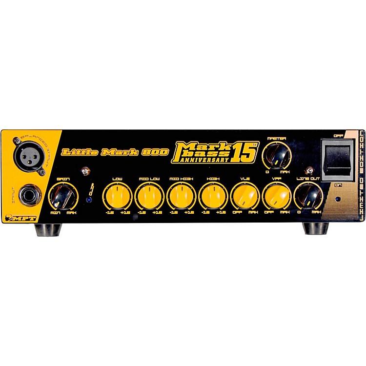 MarkbassLittle Mark 800 Anniversary 15 800W Bass Amp Head