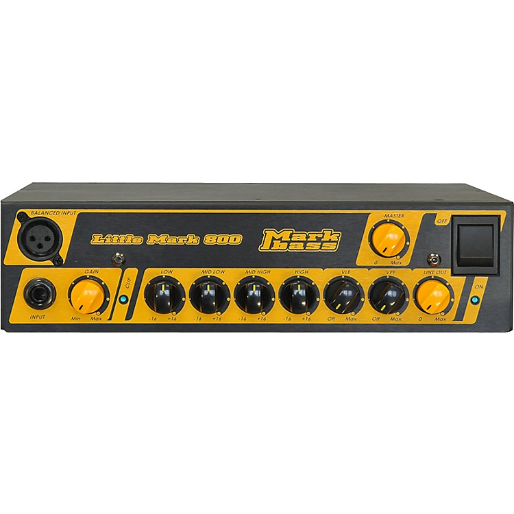 MarkbassLittle Mark 800 Bass Amp Head888365855189