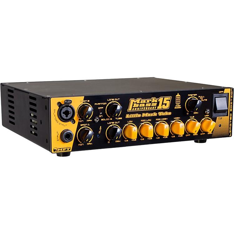 MarkbassLittle Mark Tube Anniversary 15 500W Bass Amp Head